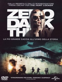 Copertina  Zero Dark Thirty [DVD]
