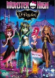 Copertina  13 desideri [DVD]