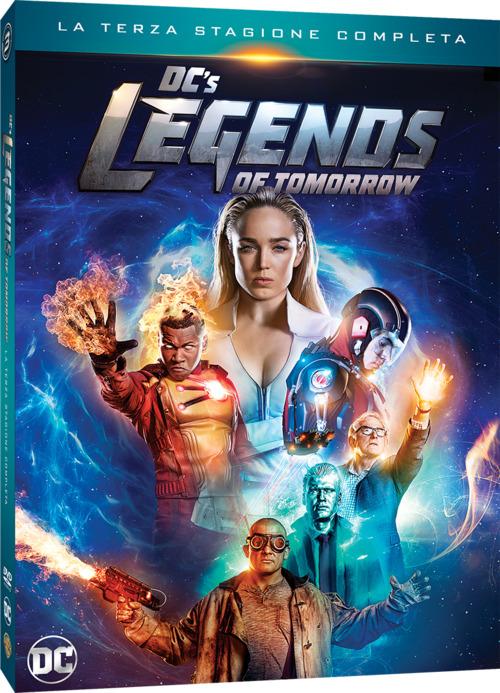 Dc'S Legends Of Tomorrow - Stagione 03 (4 Dvd)