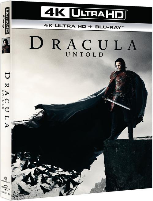 Dracula Untold (Blu-Ray 4K Ultra HD+Blu-Ray)