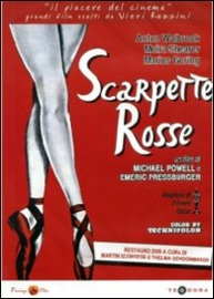 Copertina  Scarpette rosse [DVD]