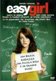Copertina  Easy girl [DVD]
