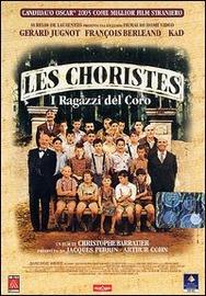 Copertina  Les choristes [DVD]