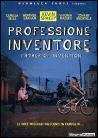 Professione inventore [DVD] = Father of Invention