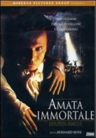 Copertina  Amata immortale [DVD]