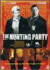 Copertina  The hunting party [DVD]