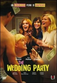 Copertina  The wedding party [DVD]