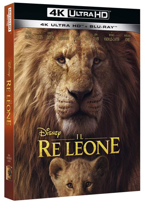 Re Leone (Il) (Live Action) (Blu-Ray 4K Ultra HD+Blu-Ray)