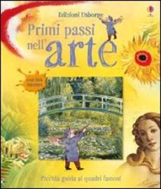 Copertina  Primi passi nell'arte