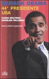 Copertina  Barack Obama : la rockstar della politica americana