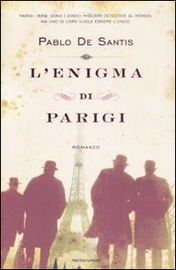 Copertina  L'enigma di Parigi