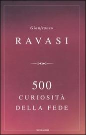 Copertina  500 curiosità della fede