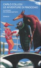 Copertina  Le avventure di Pinocchio
