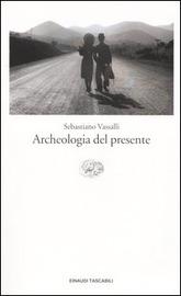 Copertina  Archeologia del presente