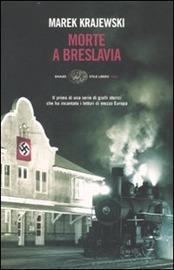 Copertina  Morte a Breslavia