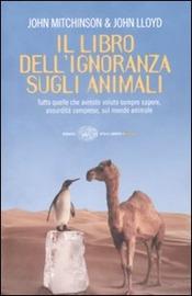 Copertina  Il libro dell'ignoranza sugli animali