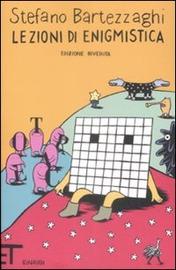 Copertina  Lezioni di enigmistica