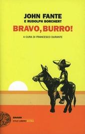 Bravo, burro!