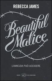 Copertina  Beautiful malice