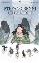 Copertina  Le beatrici : [monologhi teatrali e poesie varie]