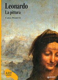 Copertina  Leonardo : la pittura