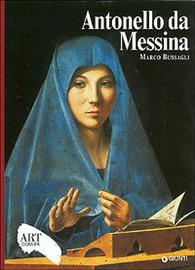 Copertina  Antonello da Messina
