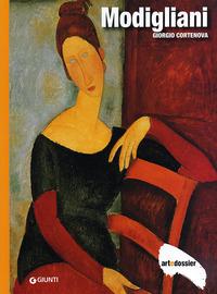 Copertina  Modigliani