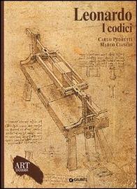 Copertina  Leonardo : i codici