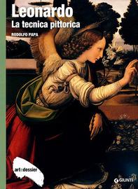 Copertina  Leonardo : la tecnica pittorica