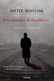 Copertina  Il farmacista di Auschwitz