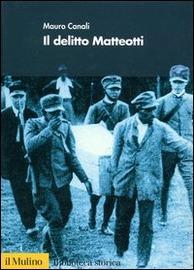 Copertina  Il delitto Matteotti