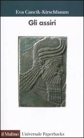 Copertina  Gli assiri