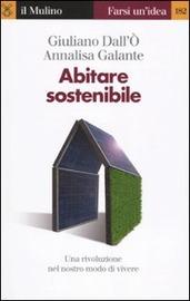 Copertina  Abitare sostenibile