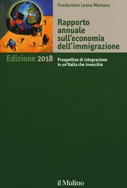 Copertina  Rapporto annuale sull'economia dell'immigrazione
