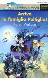 Copertina  Arriva la famiglia Poltiglia!