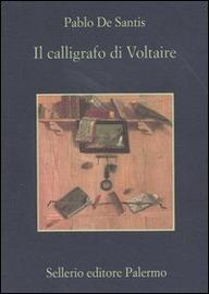 Copertina  Il calligrafo di Voltaire