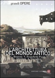 Copertina  L'architettura del mondo antico