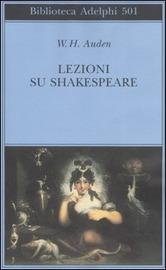 Copertina  Lezioni su Shakespeare