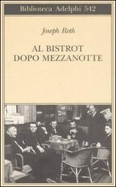 Copertina  Al bistrot dopo mezzanotte : un'antologia francese