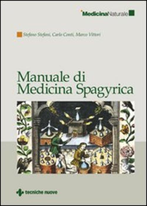 Manuale di medicina spagyrica