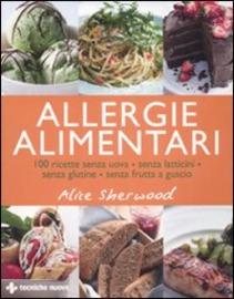Copertina  Allergie alimentari