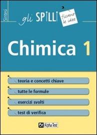 Copertina  Chimica 1