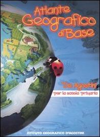Copertina  Atlante Geografico di base