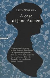 Copertina  A casa di Jane Austen