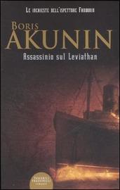 Copertina  Assassinio sul Leviathan
