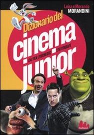 Copertina  Dizionario del cinema junior