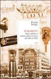 Copertina  Kabarett! : satira, politica e cultura tedesca in scena dal 1901 al 1967