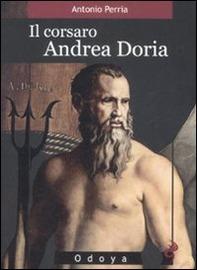 Copertina  Il corsaro Andrea Doria