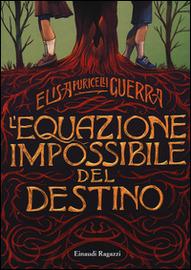 Copertina  L'equazione impossibile del destino