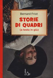 Copertina  Storie di quadri (a testa in giù)